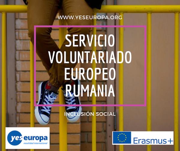 SERVICIO VOLUNTARIADO EUROPEO RUMANIA