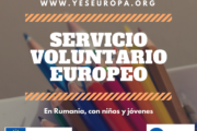 Servicio Voluntario Europeo en Rumanía con niños