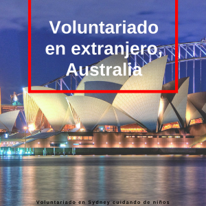 voluntariado extranjero Australia