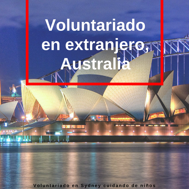 voluntariado extranjero Australia