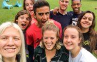 ¿Qué hace una española en Alemania hablando de racismo con otros jóvenes?