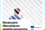 Cursos para Alemania con becas sobre visibilidad proyectos educativos