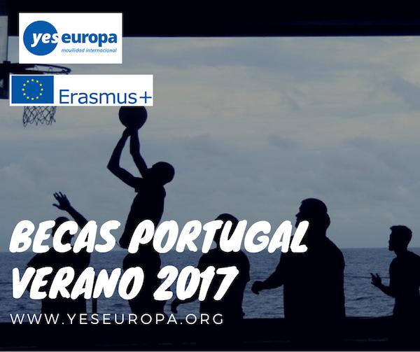 becas portugal verano 2017