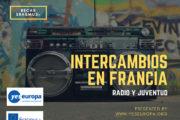 Intercambios en Francia sobre radio, cerca de París
