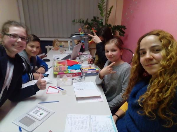 Judit de SVE en Lituania