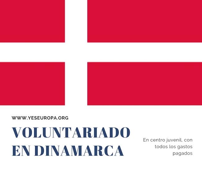 Voluntariado europeo en Dinamarca en centro juvenil