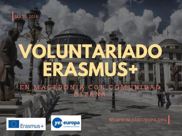 voluntariado macedonia