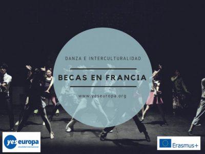 Becas sobre danza e interculturalidad en Francia