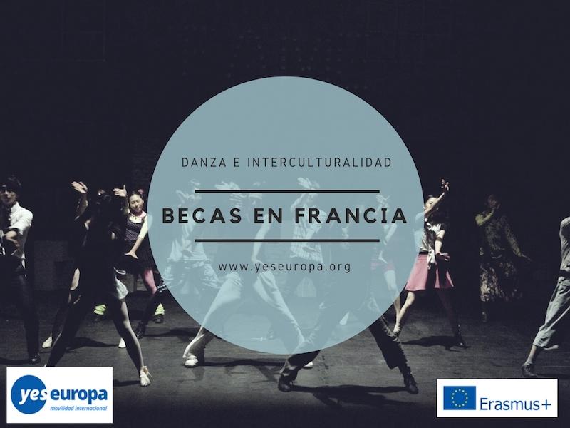 Cursos en Francia sobre danza e interculturalidad