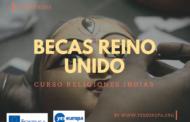 Becas Reino Unido sobre religiones indias