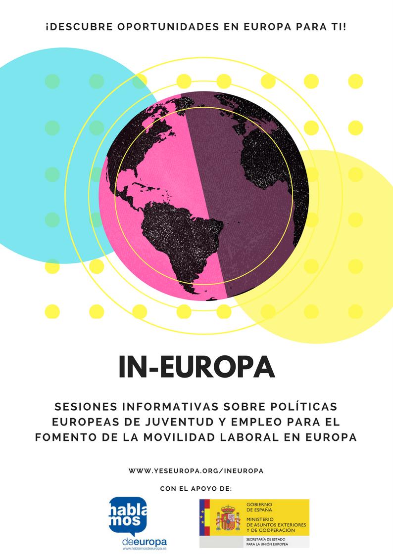 sesiones informativas europa