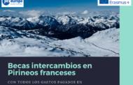 Becas intercambios en Pirineos franceses de 3 semanas