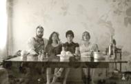 Paloma, voluntaria en Burgas, inicia su aventura con su grupo musical