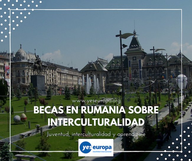 becas en rumania intercambios