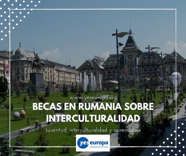 becas en rumania intercambios
