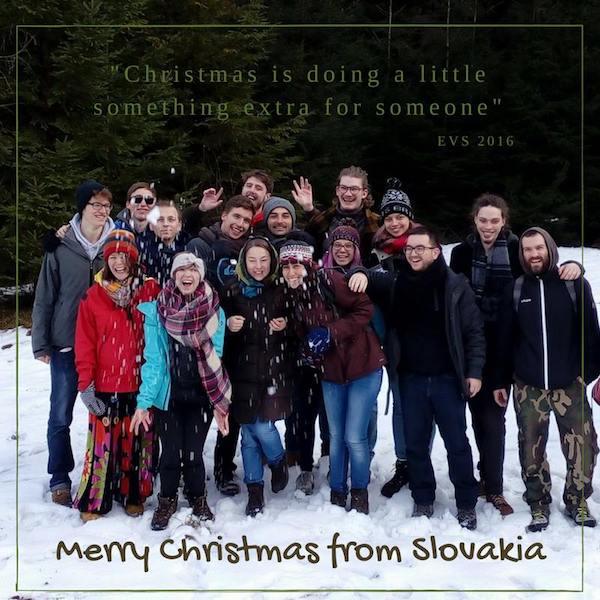 voluntariado eslovaquia