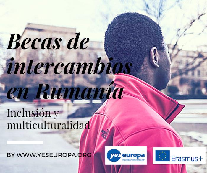 Becas de intercambios en Rumanía
