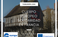 Cuerpo europeo solidaridad Francia con un Voluntariado intercultural