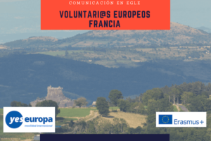 VOLUNTARIoS EUROPEOS FRANCIA