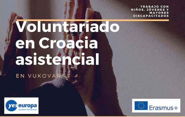 Voluntariado Croacia con niños, jóvenes y mayores