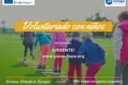 Se buscan voluntari@s para trabajar con niños y jóvenes en Rumanía