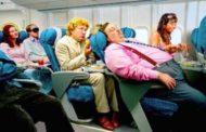 Dime dónde te sientas en el avión y te diré quien eres