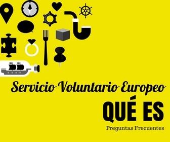 qué es el servicio voluntariado europeo