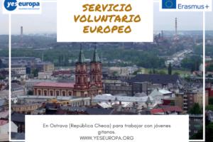 SERVICIO VOLUNTARIADO EUROPEO CON GITANOS