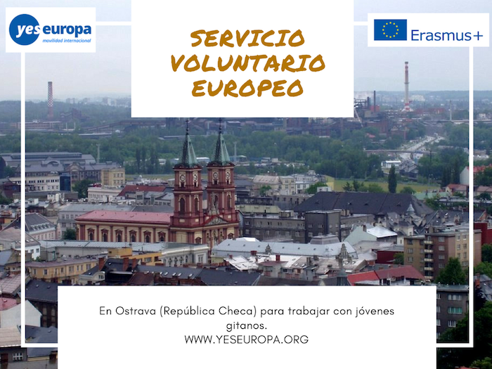 Voluntariado europeo en Ostrava (República Checa)