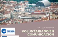 Voluntariado comunicación Francia (Lyon)