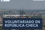 Voluntariado en República Checa en comunicación y gestión de proyectos
