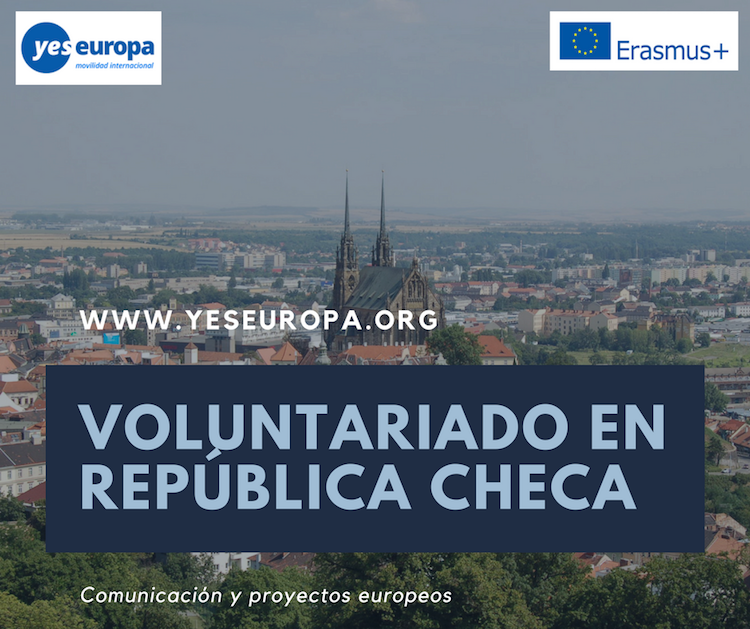VOLUNTARIADO EN REPÚBLICA CHECA