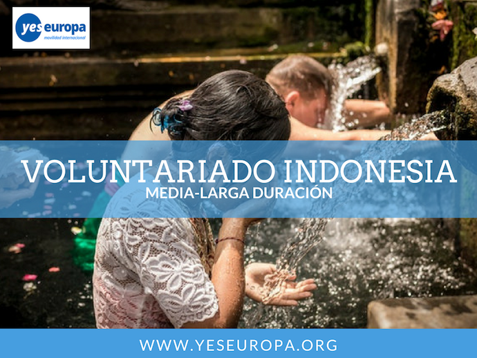 VOLUNTARIADO INDONESIA