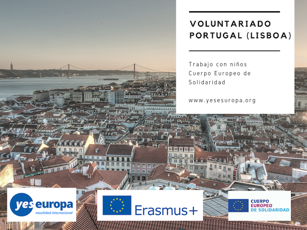 VOLUNTARIADO PORTUGAL (LISBOA)