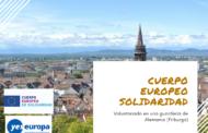 Cuerpo Europeo Solidaridad en Alemania