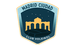 logo club voleibol madrid