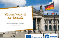 Voluntariado Berlin (para nivel intermedio alemán)