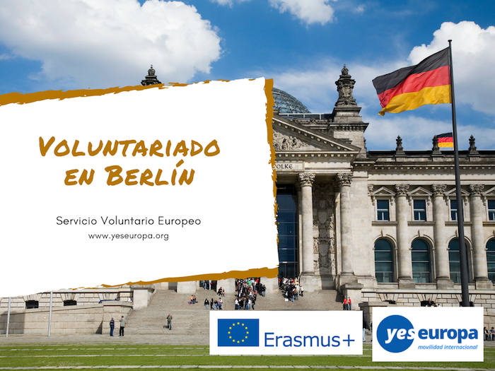 voluntariado berlin