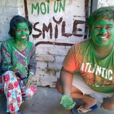 voluntariado internacional en india