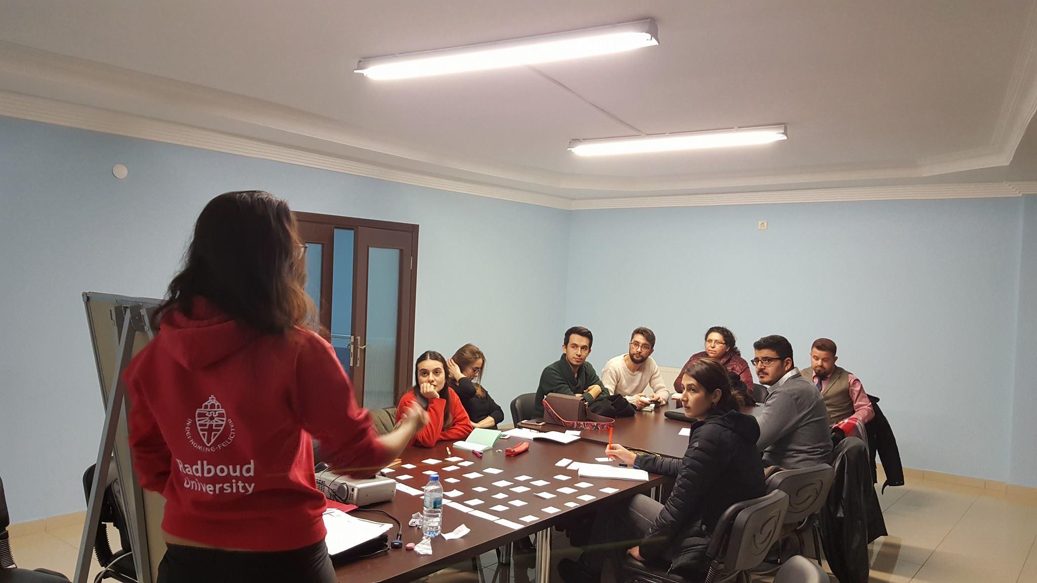 voluntariado turquía Karaman