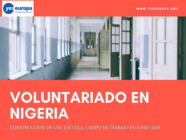 VOLUNTARIADO NIGERIA
