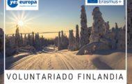 Voluntariado Finlandia para dos voluntarios españoles