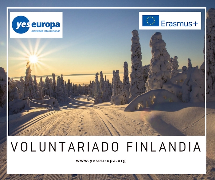 VOLUNTARIADO FINLANDIA