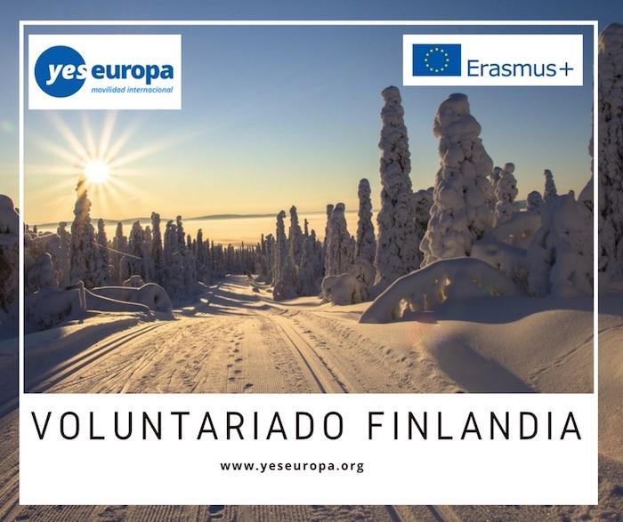 VOLUNTARIADO FINLANDIA