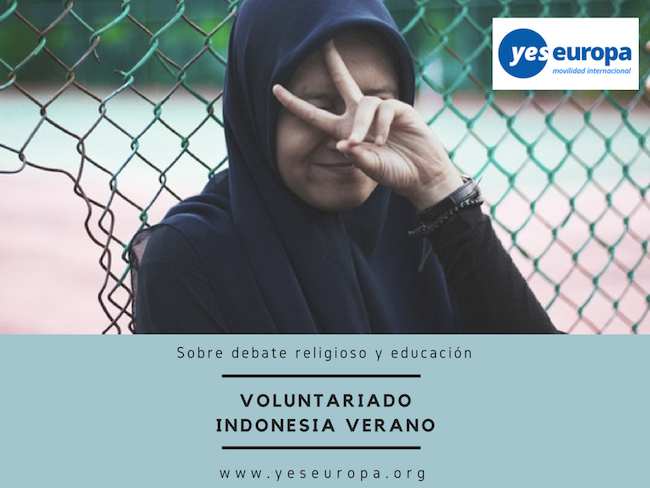 VOLUNTARIADO INDONESIA VERANO