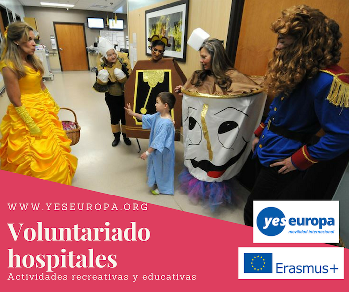 Voluntariado hospitales