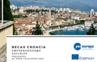 2 becas Croacia para emprendedor@s sociales