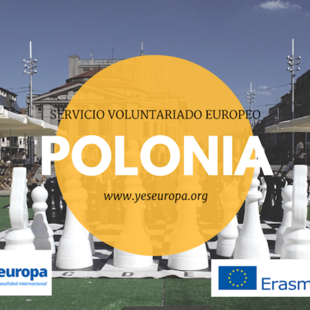 Voluntariado en escuela infantil de Polonia