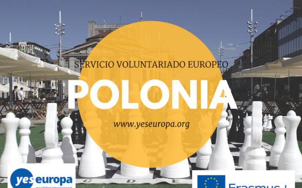 Servicio Voluntariado Europeo Polonia