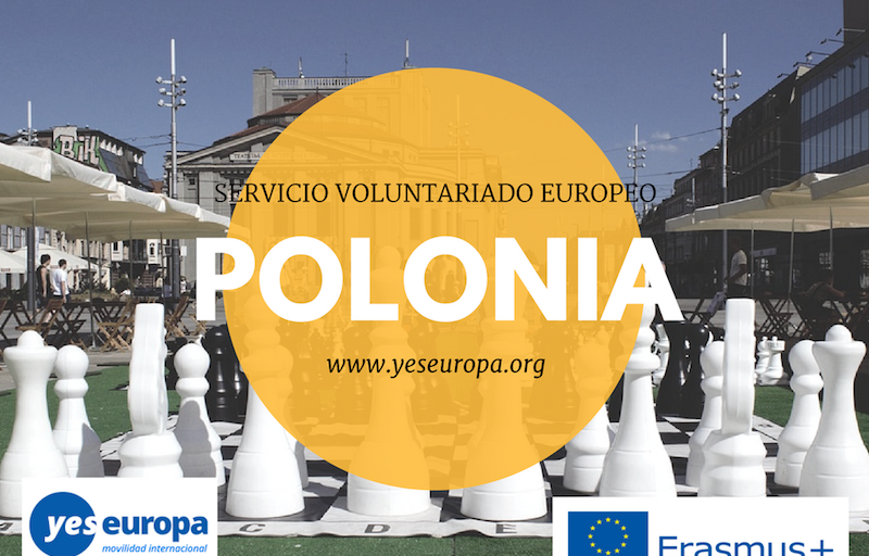 Servicio Voluntariado Europeo Polonia